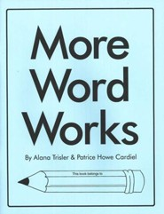 More Word Works, Grades 3-4