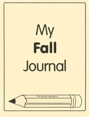 Seasonal Journal: Fall