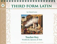 Third Form Latin, Workbook and Test Key