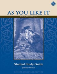 As You Like It Student Guide, Grade 8