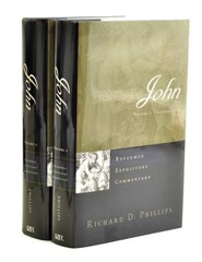 John: Reformed Expository Commentary [REC]