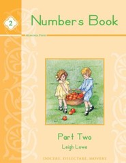 Numbers Book Part Two