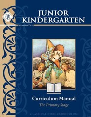 Jr. Kindergarten Curriculum Manual