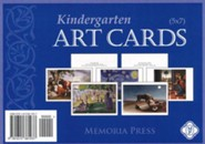 Kindergarten Art Cards