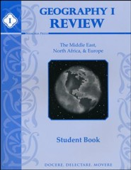 Geography 1 Review: Student Workbook