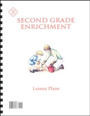 2nd Grade Enrichment Lesson Plans