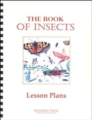 Book of Insects Lesson Plans