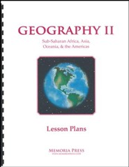 Geography 2 Lesson Plans