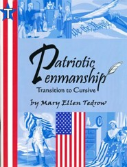 Patriotic Penmanship: Transition 2nd-4th Grade