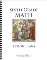 6th Grade Math Lesson Plans