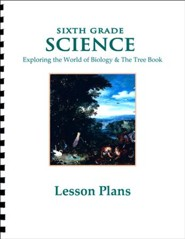 Book of Trees and Exploring the World of Biology Lesson Plans