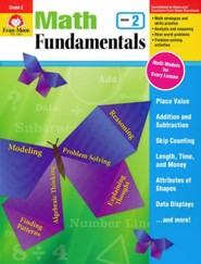 Math Fundamentals Grade 2