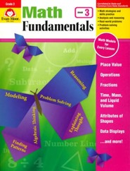 Math Fundamentals Grade 3