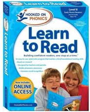 Hooked on Phonics Learn to Read - Level 8: Early Fluent Readers (Second Grade | Ages 7-8)