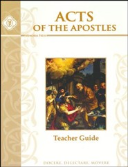 Acts of the Apostles Teacher's Guide