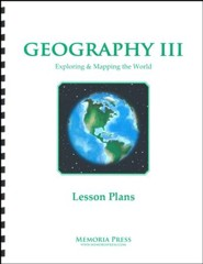 Geography 3 Lesson Plans
