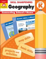 Skill Sharpeners: Geography, Grade K