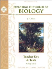 Exploring the World of Biology Teacher Key & Tests, Second Edition
