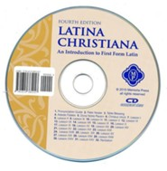 Latina Christiana Pronunciation Audio CD 1 (4th Edition)
