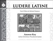 Ludere Latine 1 Answer Key (4th Edition)