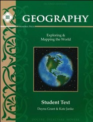Geography III: Exploring and Mapping the World Text, Second Edition