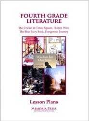 4th Grade Literature Lesson Plans