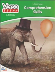 VersaTiles Literacy Book Grade 3: Literature Comprehension Skills