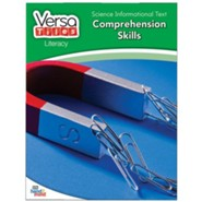 VersaTiles Literacy Book Grade 3: Science Comprehension Skills