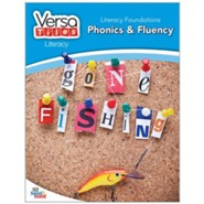 VersaTiles Literacy Book Grade 4: Literacy Foundations Phonics & Fluency Words