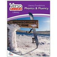 VersaTiles Literacy Book Grade 6: Literacy Foundation Phonics & Fluency Words