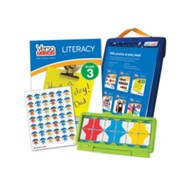 VersaTiles Literacy Skill Practice Kit Grade 3 (At Home Edition)