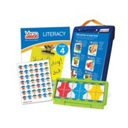 VersaTiles Literacy Skill Practice Kit Grade 4 (At  Home Edition)
