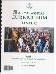 Simply Classical Level C Math Lesson Plans