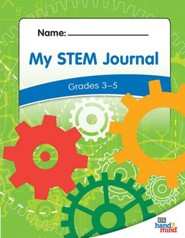 My STEM Journal, Grades 3-5 (Pack of 5)