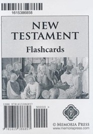 New Testament Flashcards