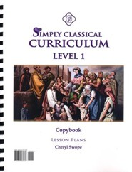 Simply Classical Level 1 Copybook Lesson Plans