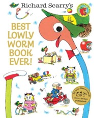 Best Lowly Worm Book Ever!  -     By: Richard Scarry