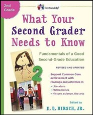 What Your Second Grader Needs to Know (Revised and Updated): Fundamentals of a Good Second-Grade Education