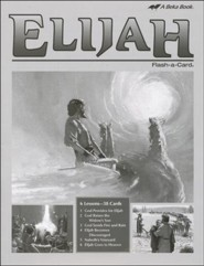 Extra Elijah Bible Story Lesson Guide