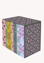 Jane Austen: The Complete Works--classics hardcover boxed set