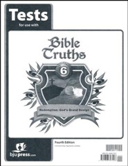 Bible Truths 6 Tests (4th Edition)