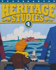 BJU Press Heritage Studies Gr 4