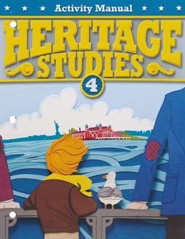 Heritage Studies 4 Student Activities Manual (3rd Edition)