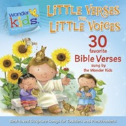 Little Verses for Little Voices CD