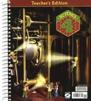Science 4 Teacher's Edition with CD-ROM (4th Edition)