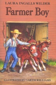 Farmer Boy, Little House on the Prairie Series #3 (Softcover)