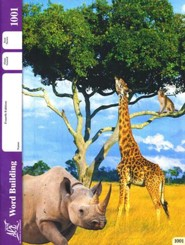 Word Building PACE 1001, Grade 1, 4th Edition