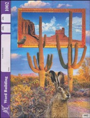 Word Building PACE 1002, Grade 1 (4th Edition)