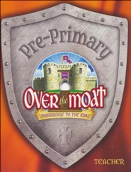 Over the Moat VBS: Pre-Primary Teacher Book, KJV