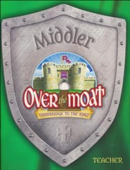 Over the Moat VBS: Middler Teacher Book, KJV